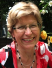 Seminarleiterin Gisela Frede