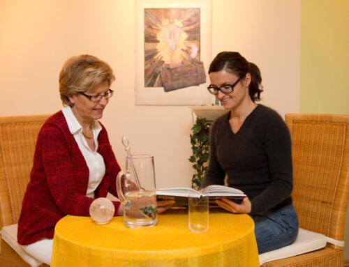 Gesprächstherapie – heilende Kommunikation