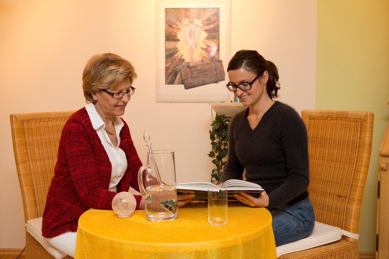 Gesprächstherapie bei Heilpraktikerin Gisela Frede